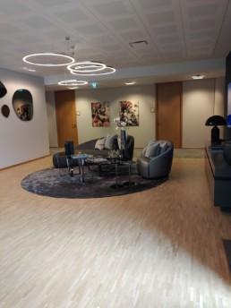 Büro Sitzecke