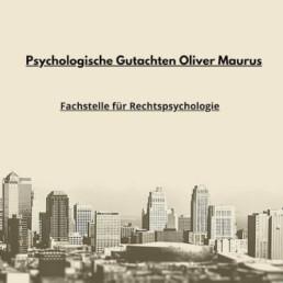 Psychologische Gutachten Oliver Maurus Logo
